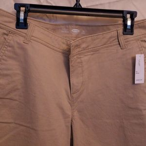 Old Navy Pants - 💝 2 for $20  Navy Petite Khaki Pants